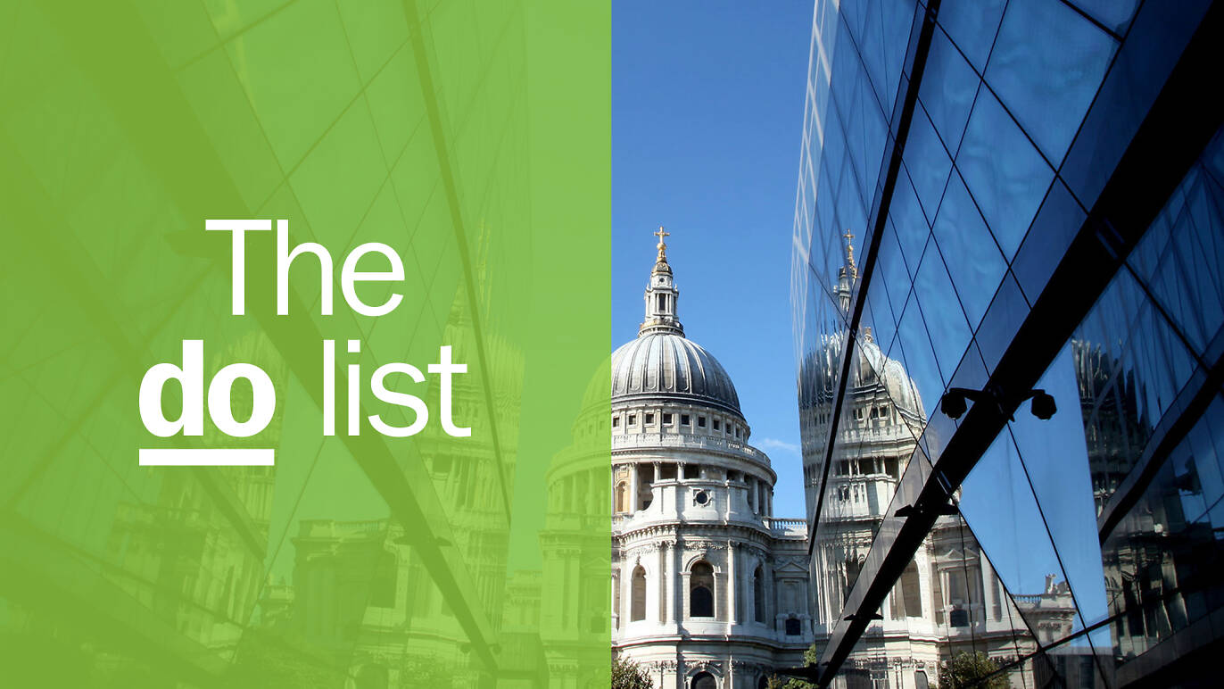 Top Five Places to Visit in London
